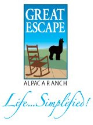 Great Escape Alpaca Ranch LLC