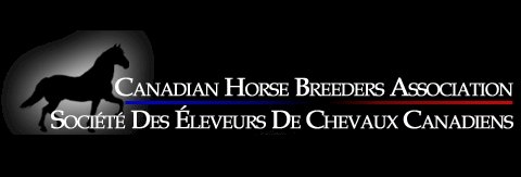Canadian Horse Breeders Association