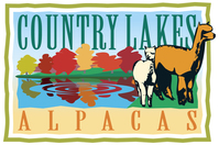 MI Alpaca for Sale at Country Lakes Alpacas ranches.